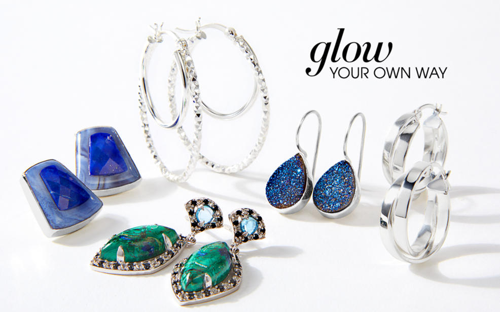 Glow Your Own Way Earrings