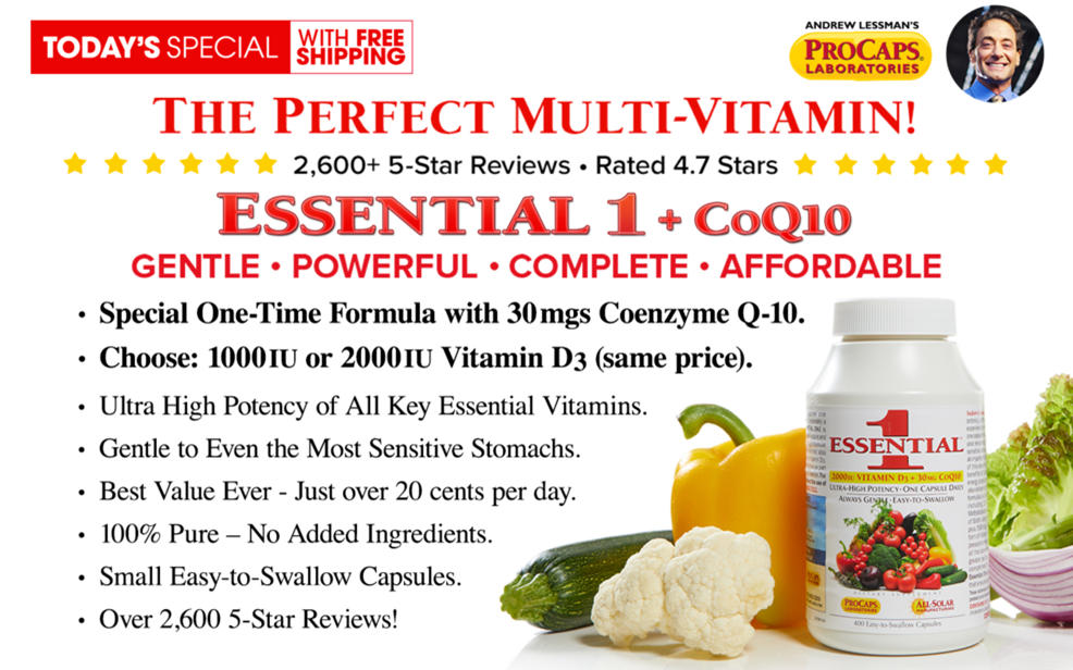 The Perfect Multivitamin
