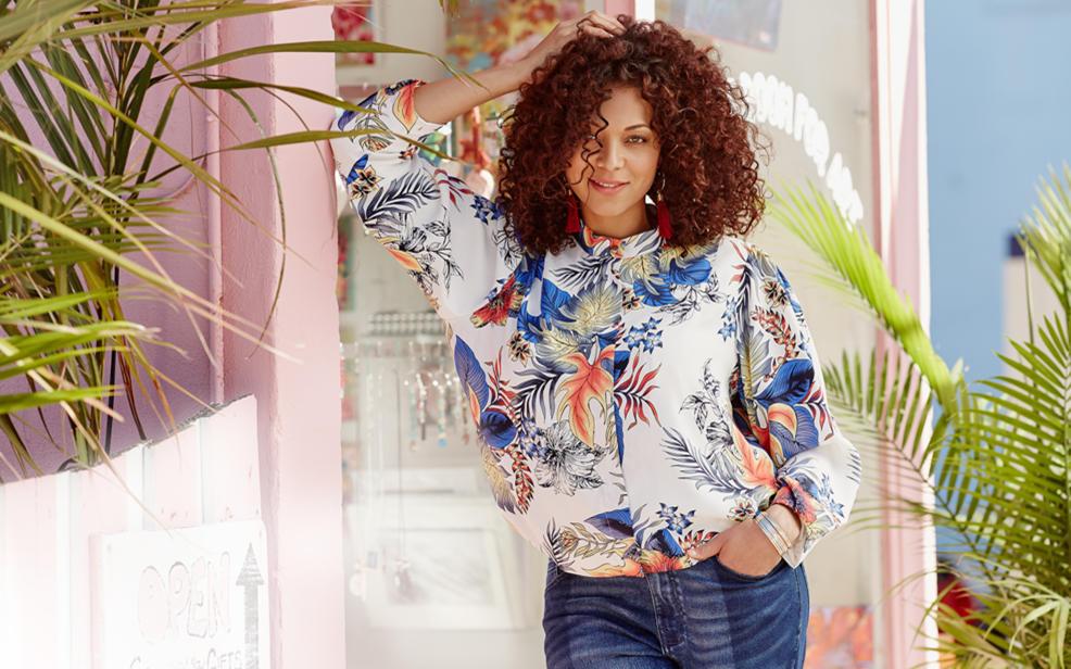 Plus Size Women\'s Clothing & Apparel | HSN