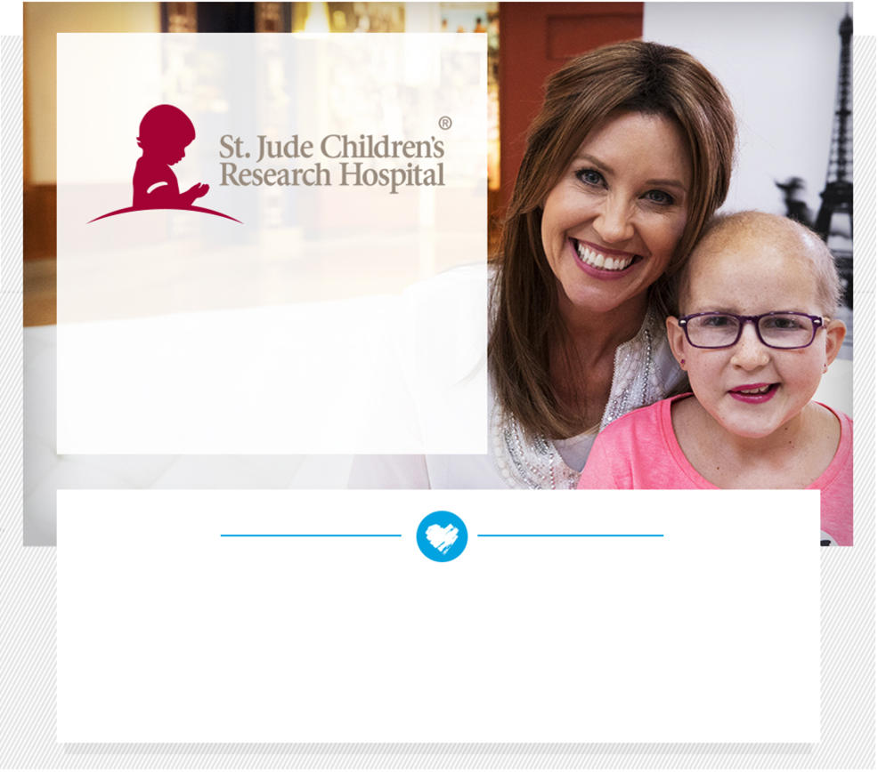 St. Jude Children\'s Research Hospital - HSN Cares | HSN