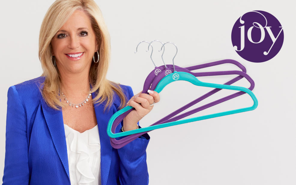 Joy Mangano Huggable Hangars