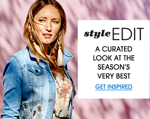 May 2018 Edition of the Style Edit