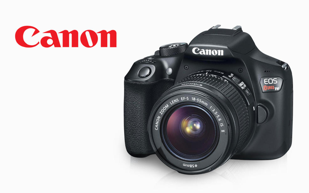 Special pricing on select Canon
