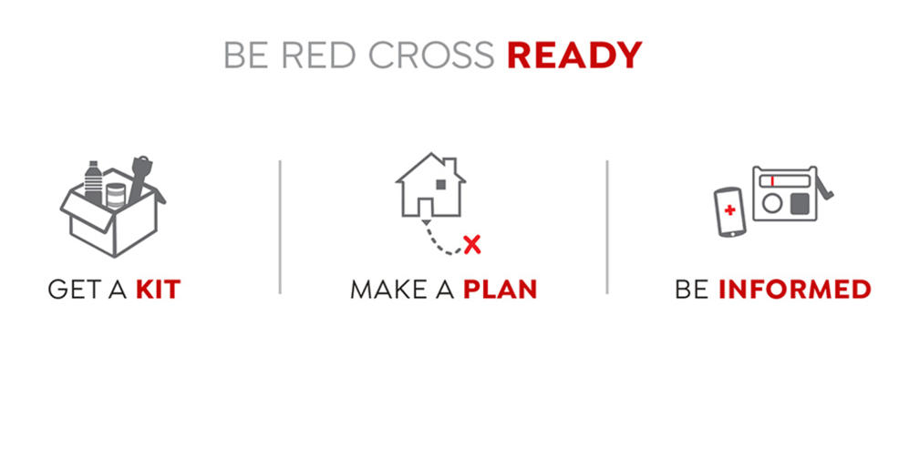 Be Red Cross Ready
