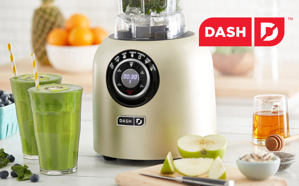 Make delicious, healthy meals and treats with easy-to-use appliances