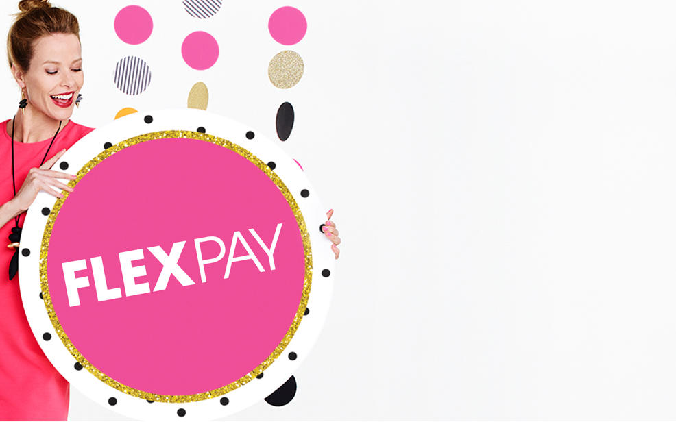 FlexPay Buy Now Pay Later Its Better than Layaway – Sites With Payment Plans Like Qvc