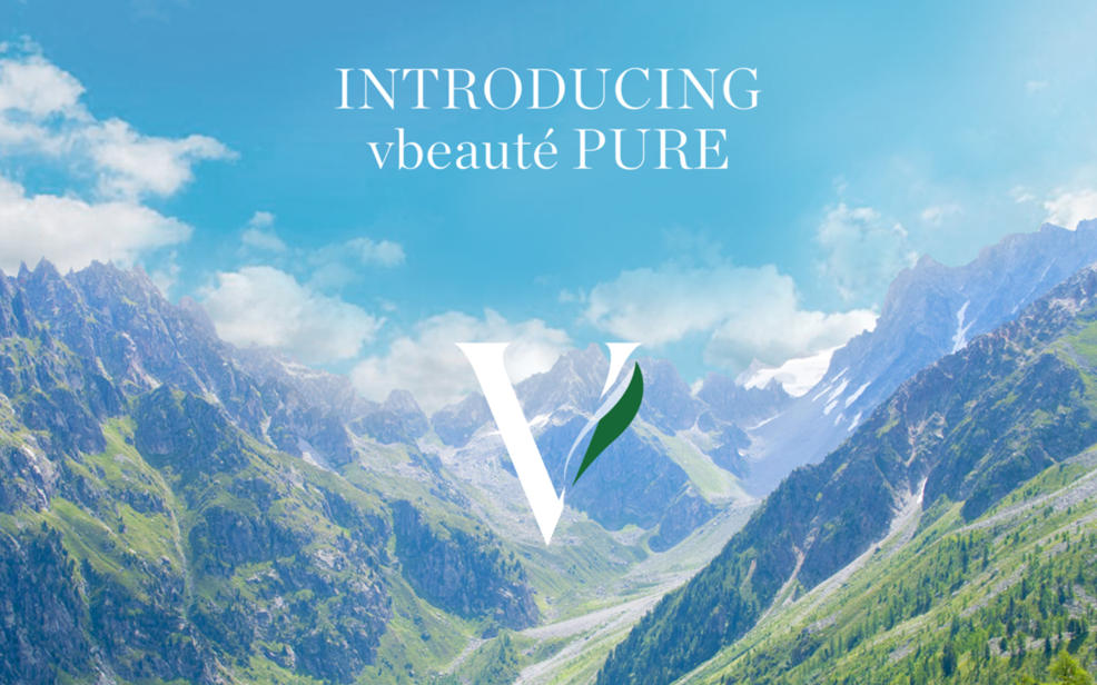 Introducing vbeauté Pure