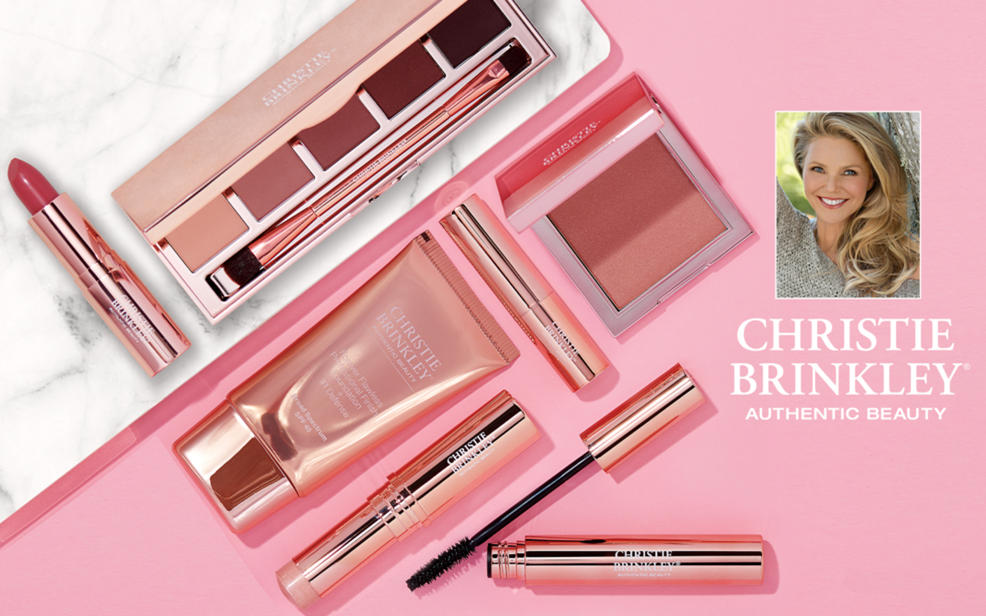 Christie Brinkley Authentic Beauty. Makeup