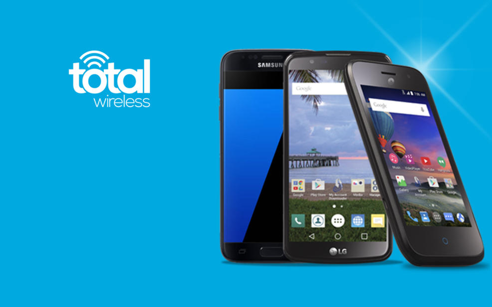 Total Wireless Cell Phones   HSN