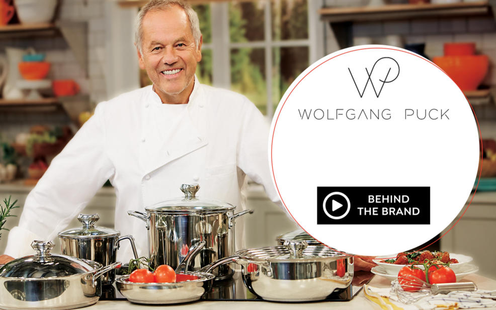Wolfgang Puck Products, Kitchen Tools & Collection | HSN