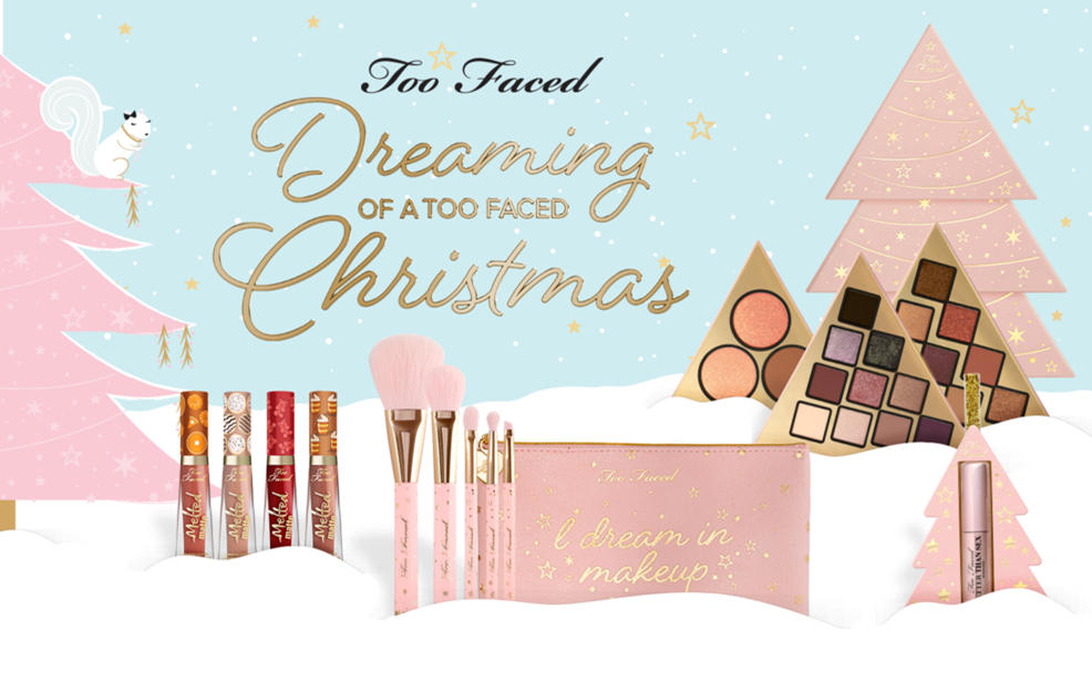 TooFaced Holiday