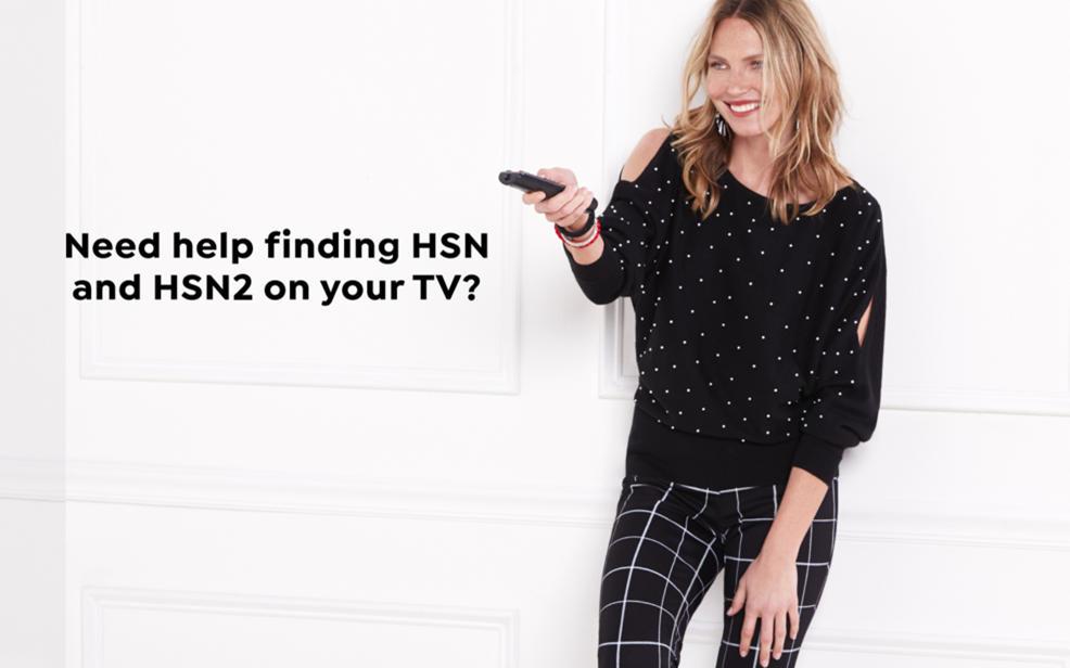 HSN TV Channel Finder