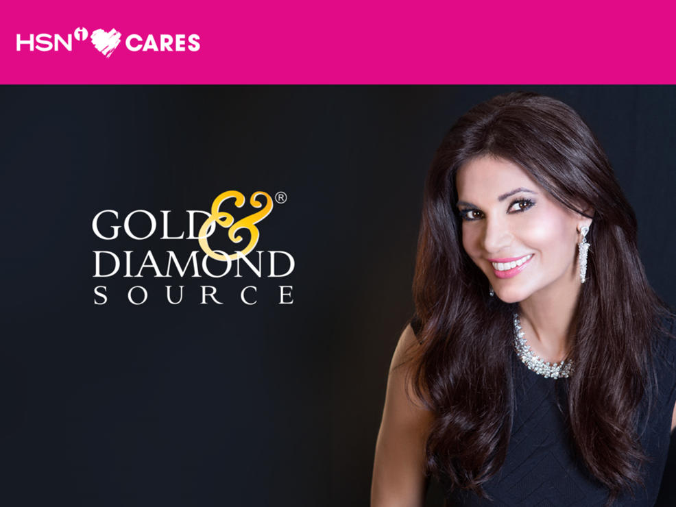 HSN Cares and Gold & Diamond Source