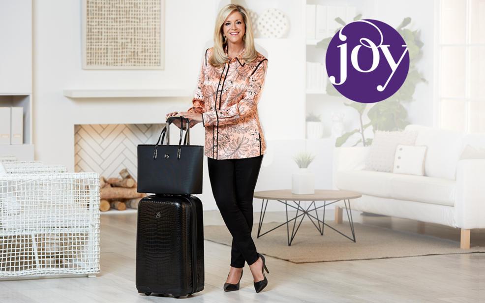 8910d9a586c0 Joy Mangano Luggage   Travel Accessories