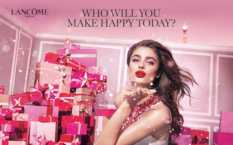 Lancome holiday