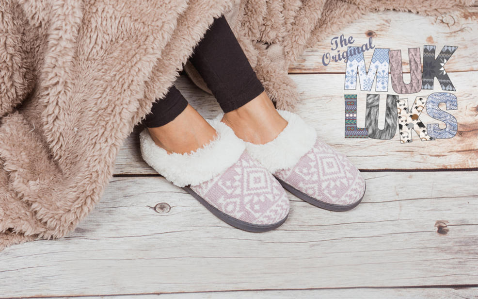 the original muk luks.  a pair of comfortable slippers