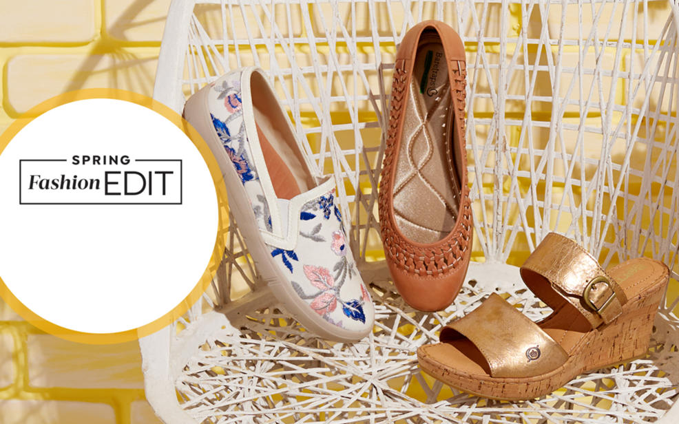 Comfortable Shoes Hsn