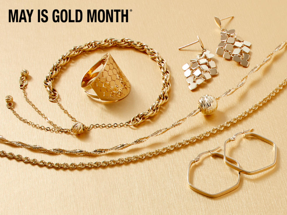 may is gold month