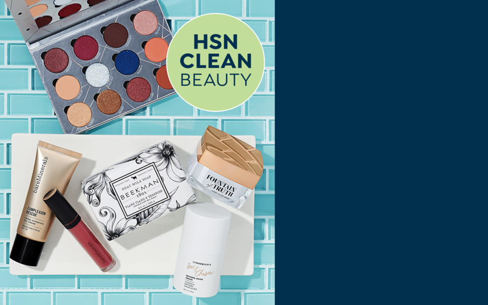 HSN Clean Beauty