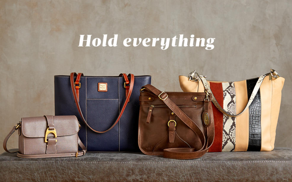 509c56b2ba7 Handbags & Wallets for Women | HSN