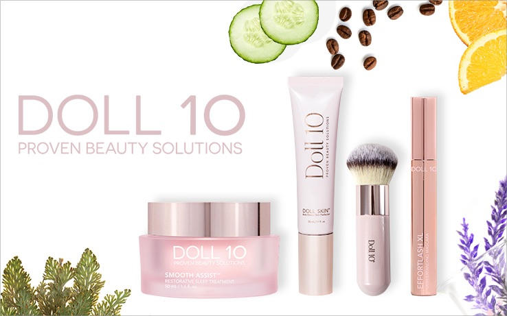 D0ll 10. Proven Beauty Solutions