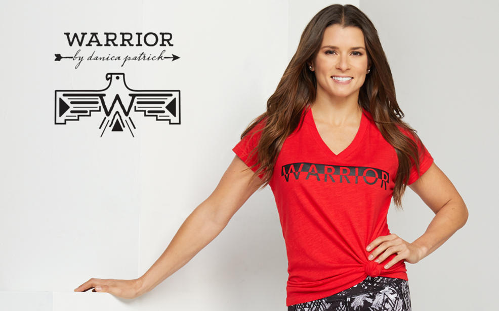 Warrior by Danica Patrick