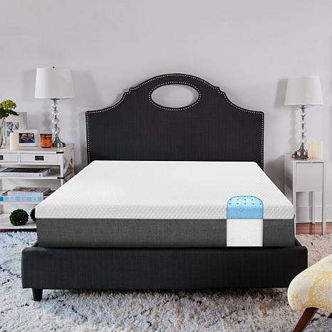 "Concierge Rx 12"" Cool Touch Memory Foam Mattress -Queen"