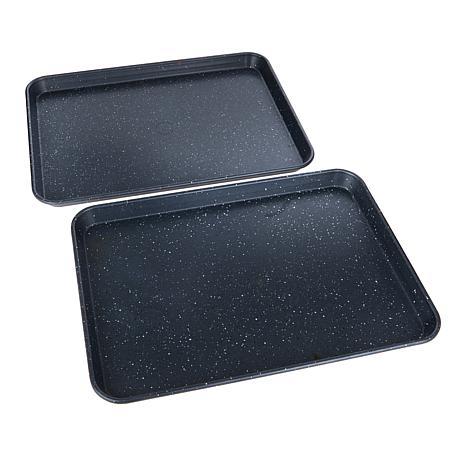 Curtis Stone Dura-Bake Set of 2 Sheet Pans