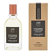100 Bon Concentrate Gingembre & Vetiver Eau De Parfum