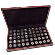 1999 - 2008 Proof Clad State Quarters