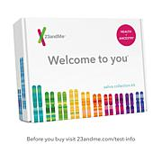 23andMe Health + Ancestry Service DNA Kit