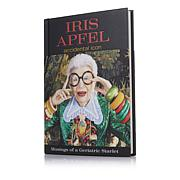 Accidental Icon Hardcover Book by Iris Apfel