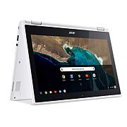 "Acer Chromebook 11.6"" Touch, Celeron Quad-Core, 4GB/32GB Hinged Laptop"