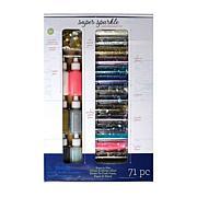 Advantus Corp Super Sparkle Embellishment 71-piece Kit