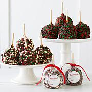 Affy Tapple 10-piece Assorted Holiday Caramel Apples