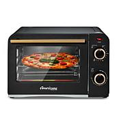 Americana by Elite Collection Retro 12.7L 4-slice Toaster Oven