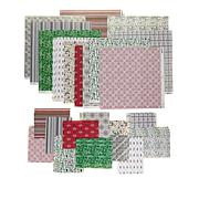 Anna Griffin® 72-piece Christmas Cardstock Bundle