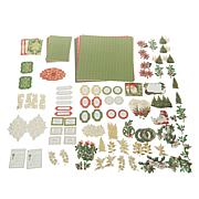 Anna Griffin® Christmas For All Papercraft Kit