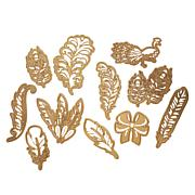 Anna Griffin®  Feather Cut & Emboss Die Set