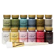 Anna Griffin® Perfect Palette Multi-Surface 13-piece Paint Set