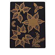 Anna Griffin® Poinsettia Pop-Up Card Dies