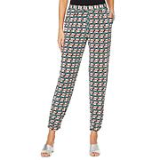 """Antthony """"Culturally Styled"""" Printed Pull-On Pant"""