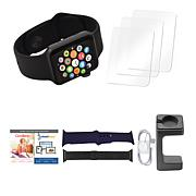 Apple Series 3 Water-Resistant Sports Watch w/GPS & Extra Bands