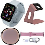Apple Watch Series 5 with Tough Case, Sport Band and Stand