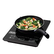 Aroma Induction Cooktop with Frying Pan
