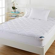 """""""As Is"""" Concierge Collection Coolmax® Comfort Mattress Topper"""