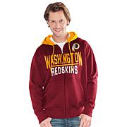 """As Is"" Officially Licensed NFL Hail Mary Full-Zip Hoodie by Glll -..."