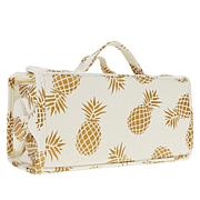 august & leo Pineapple Print Every. Little. Thing. Case.