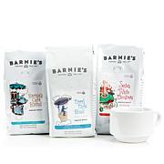 Barnie's Coffee Everyday Favorites Ground Trio