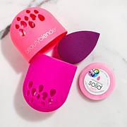 beautyblender® Amethyst Blend & Carry Set